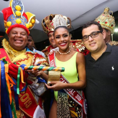 Presidente interino da ALBA participa da abertura do Carnaval de Salvador