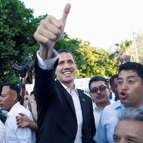 Prisão de funcionário de Guaidó gera reações de líderes estrangeiros