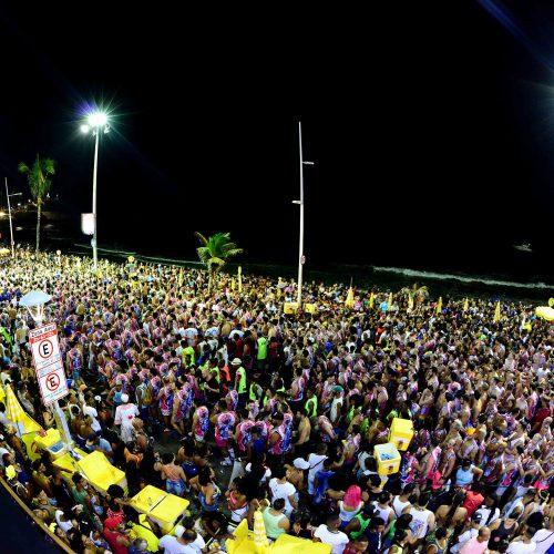 Salvador tem maior índice de ocupação hoteleira registrado no Carnaval