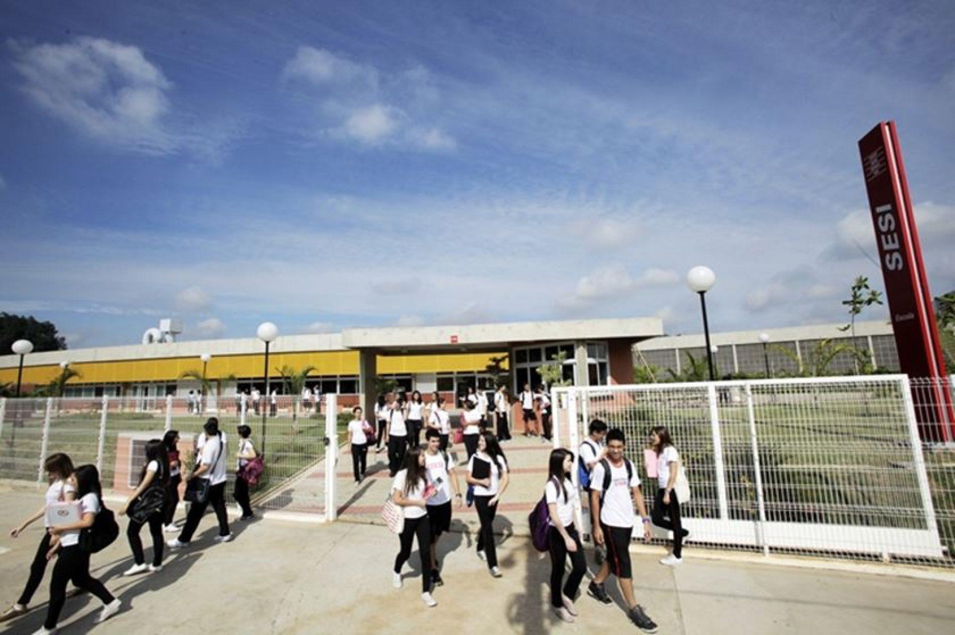 Sesi suspende aulas após aviso de ataque contra alunos em São Paulo