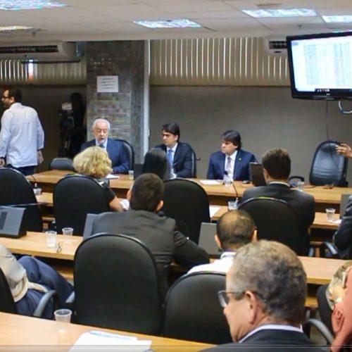 ALBA: Em Audiência Publica, secretário de Infraestrutura apresenta plano de trabalho para deputados; ASSISTA