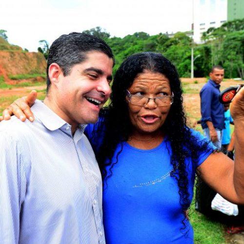 Baixa Fria será 100% urbanizada com investimento municipal de R$10 milhões