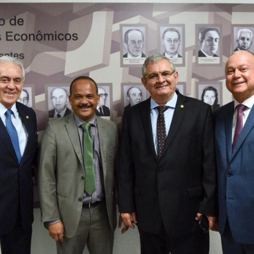 Comissão do Senado aprova empréstimo de R$ 100 milhões para Camaçari