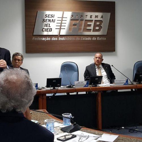 'Bahia terá novo boom', diz Leão em Encontro Empresarial Bahia-Tailândia