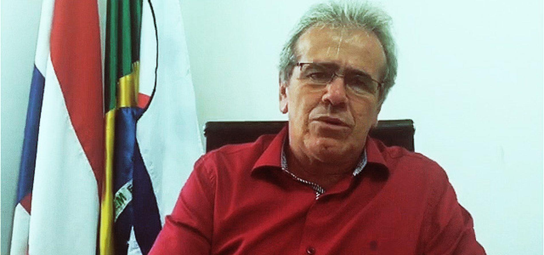 Ex-prefeito de Teixeira de Freitas tem contas rejeitadas