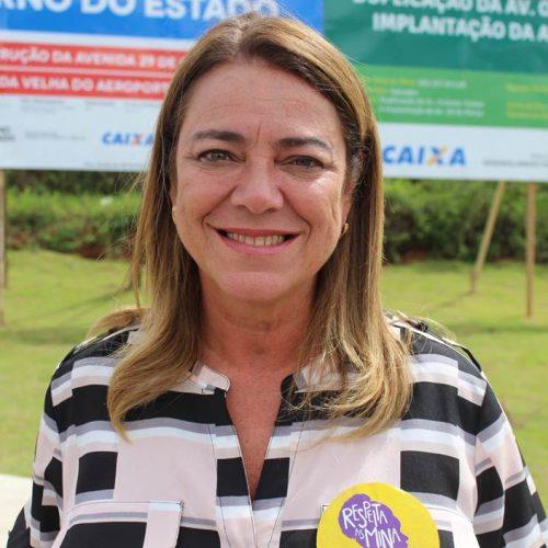 """Fabíola diz que Avenida 29 de Março é """"desenvolvimento inclusivo""""; ASSISTA"""